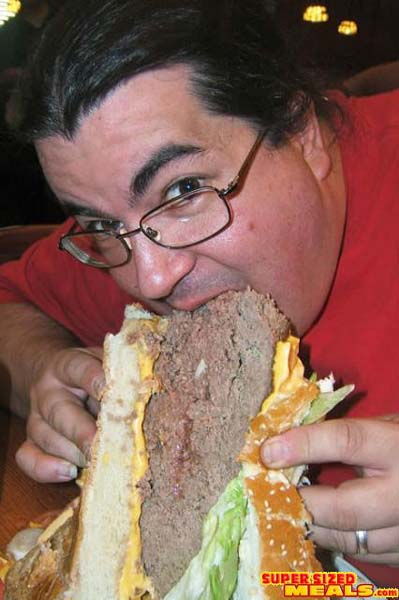 New Worlds Largest Hamburger The