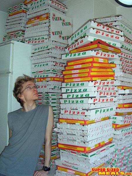 Supersizedmeals That's Of Lot com A Pizza
