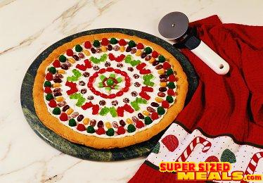 Supersizedmeals Com Jelly Belly Giant Cookie Pizza Recipe