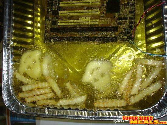 Submerged Htpc In Mineral Oil Avs Forum Home Theater