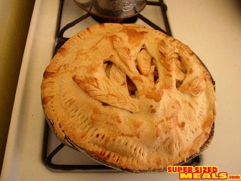 SupersizedMeals.com - The Bacon Apple Pie Recipe