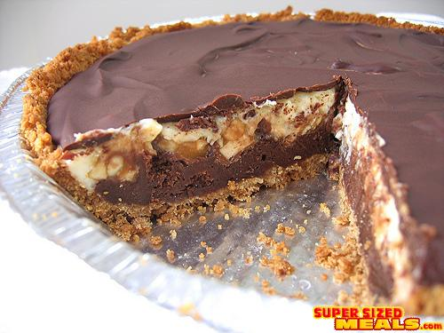 snickers pie source http alpineberry blogspot com 2008 04 candy in pie ...